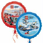 Lego City 18 Inch Foil Balloon