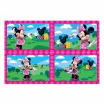 Minnie Mouse Jigsaws (pack quantity 4)