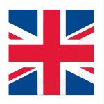 Great Britain Lunch Napkins (pack quantity 50)