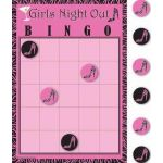  Girls Night Out Bingo Game (pack&nbsp;quantity&nbsp;10) 