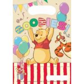  Winnie Alphabet Lootbags (pack&nbsp;quantity&nbsp;6) 