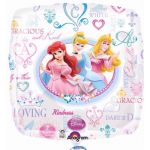 Magicial Princess 18 Inch Foil Balloon