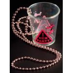 Hen Night Shot Glass On Beads