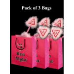 Hen Night Goodie Bag (pack quantity 3)