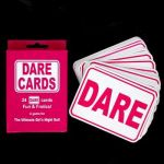 Pink Hen Night Dare Cards