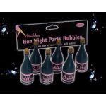 Hen Party Bubbles (pack quantity 6)