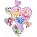 Princesses Heart Super Shaped Foil Balloon Balloon