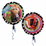 Muppets Group 18 Inch Foil Balloon