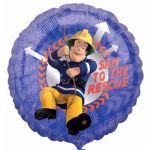 Fireman Sam 18 Inch Foil Balloon