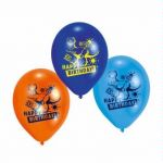  9 Inch Toy Story Happy Birthday Balloons (pack&nbsp;quantity&nbsp;6) 