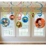 Toy Story Hanging Swirls (pack quantity 6)