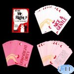Is He Mr Right Card Game