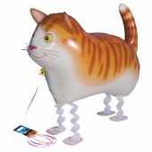 Cat Walking Balloon