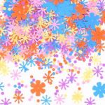 Flower Power Confetti