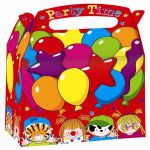  Party Box Balloon (pack&nbsp;quantity&nbsp;4) 
