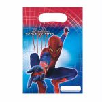 Spiderman Lootbags (pack quantity 6)
