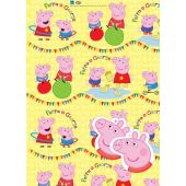Peppa Pig Gift Wrap Pack
