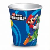 Super Mario Cups (pack quantity 8)