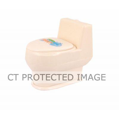 9x10cm joke water spraying toilet