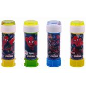 60ml Spiderman Bubble Tub