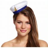 Mini Sailor Hat On Headband
