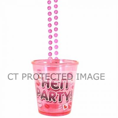 84cm Hen Party Shot Glass