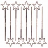  Silvers Wands In Bag (pack&nbsp;quantity&nbsp;8) 