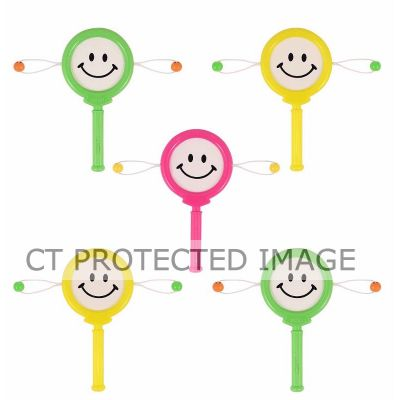 10cm Mini Smile Drum In Bag (pack quantity 6)