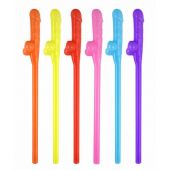  Willy Straws (pack&nbsp;quantity&nbsp;6) 