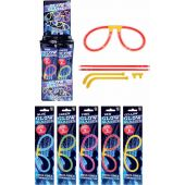 Assorted Glow Glasses
