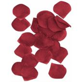 Burgandy Wedding Petals (pack quantity 150)