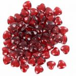 Red Heart Diamantes