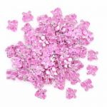 Pink Butterfly Diamantes