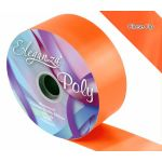 2 Inch Poly Ribbon Orange