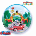 Mickey Park Bubble Balloon