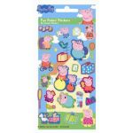 Peppa Pig Small Foil Stickers