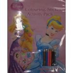 Colour Activity Disney Princess