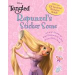 Disney Tangled Sticker Scene