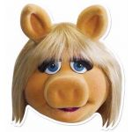 Miss Piggy Face Mask
