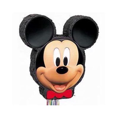 Mickey Mouse Pull Pinata