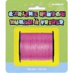 100yds Hot Pink Curling Ribbon