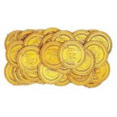 Treasure Coins Net Bag (pack quantity 30)