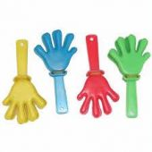 Hand Clappers Net Bag (pack quantity 6)