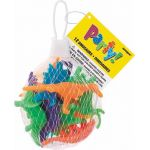  Dinosaurs Net Bag (pack&nbsp;quantity&nbsp;12) 