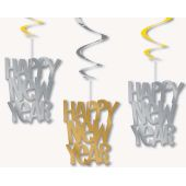 Diamond Dot Birthday Candles (pack quantity 10)
