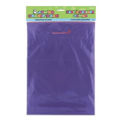 Jumbo Party Lootbags (pack quantity 8)
