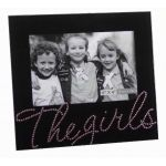 6x4 Inch The Girls Pink Photo Frame