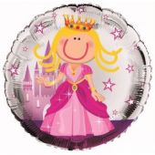 Open 18 Inch Foil Balloon