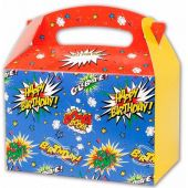 Jungle Fun Party Box (pack quantity 6)