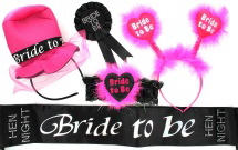 Bride to Be Accessories